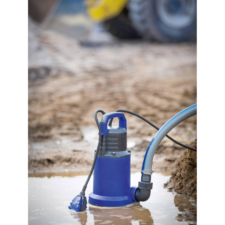 Насосы для откачки воды из подвалов - все о канализации