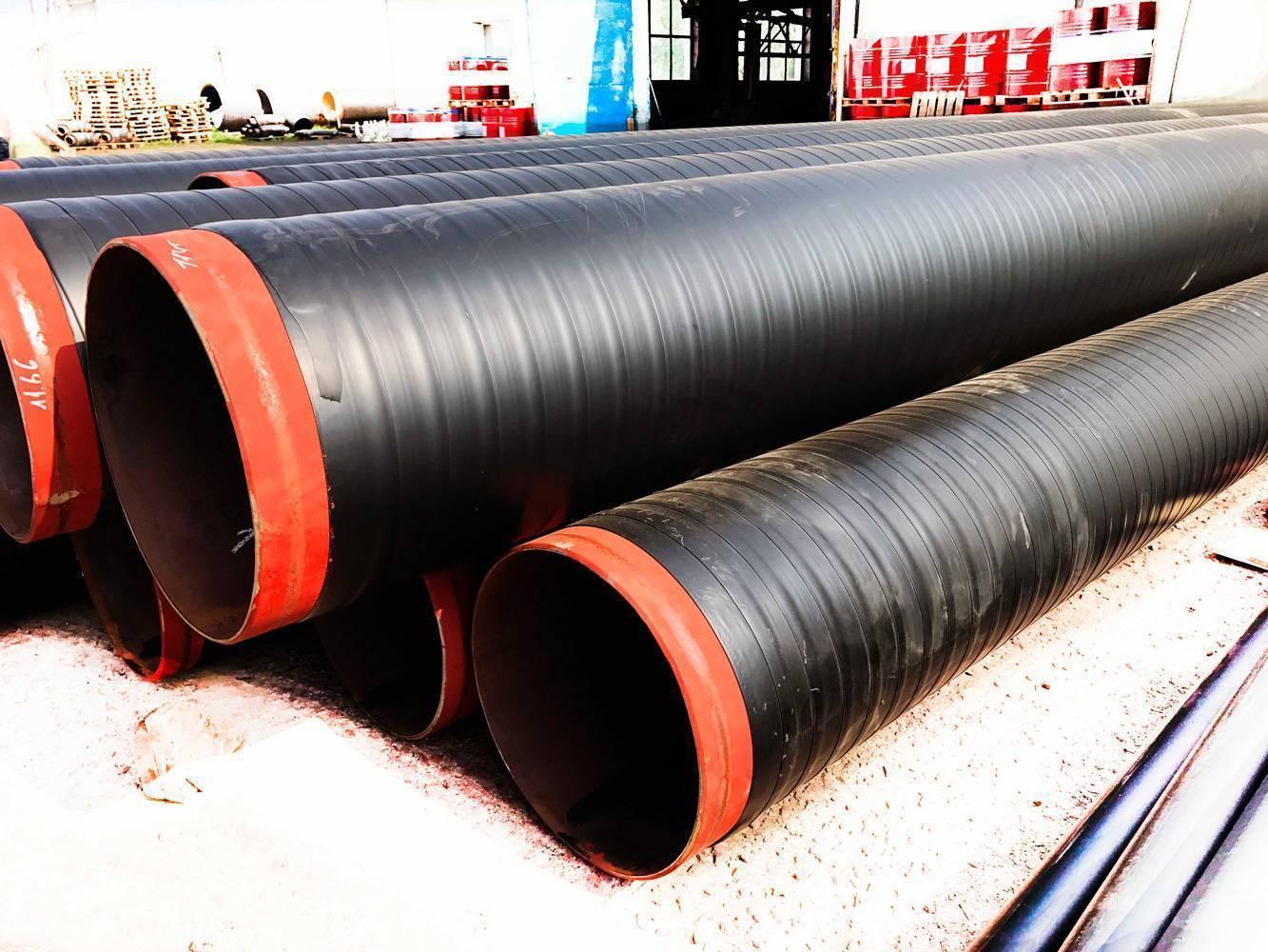 Весьма усиленная изоляция стальных труб (вус): типы и их характеристики