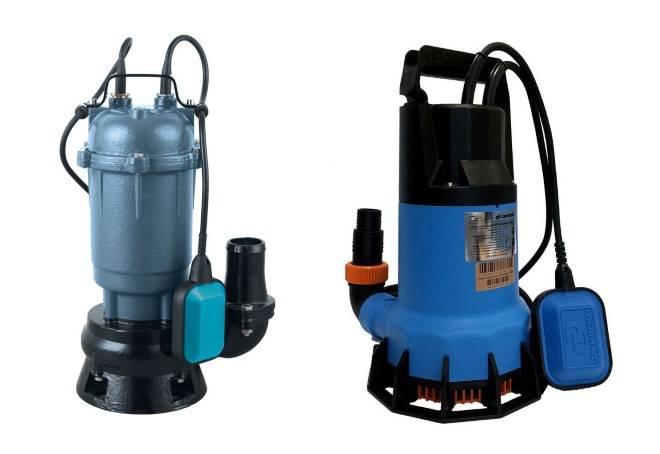 Как выбрать дренажный насос для канализации в частном доме — цены на фекальные насосы