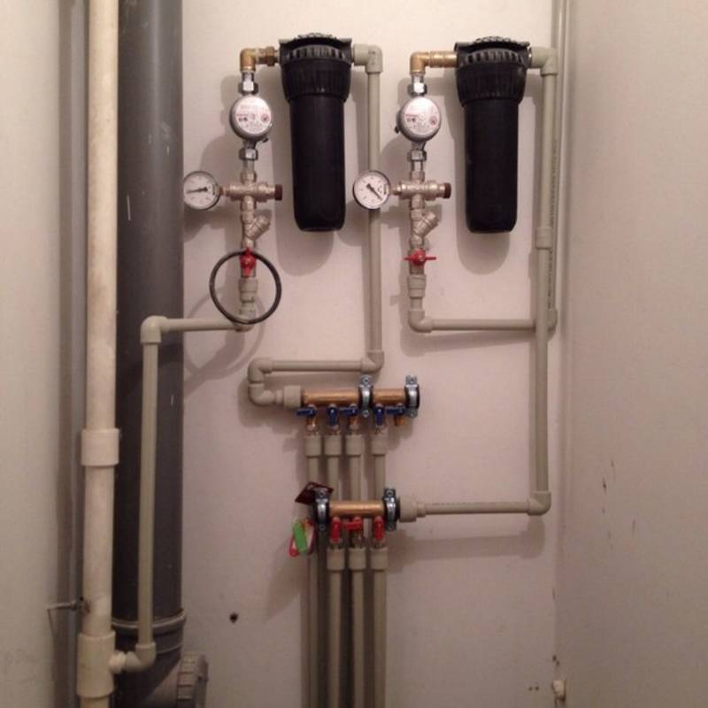 Фильтр грубой очистки воды - необходимость для каждого дома или квартиры