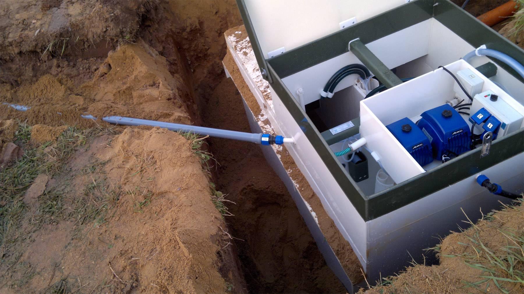 Виды септиков для дачи и загородного дома: выбор и монтаж