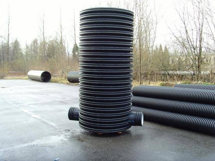 Кольца для туалета на даче: пластиковые, бетонные