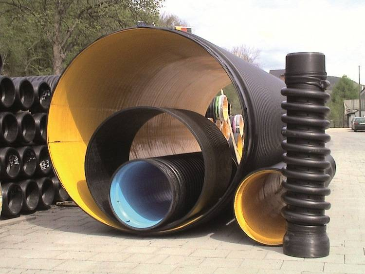 Кольца колодезные пластиковые: применение, цены, размеры, плюсы