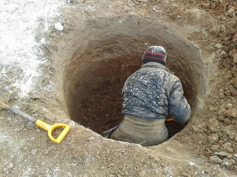 Как выкопать колодец своими руками: пошаговая инструкция