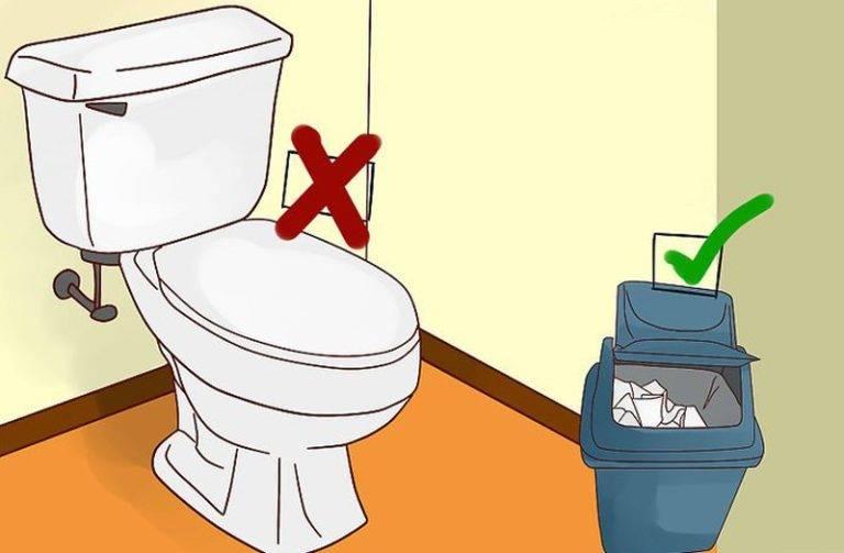 Туалетная бумага для септиков: можно ли бросать