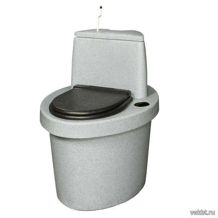 Особенности торфяного туалета под маркой kekkila