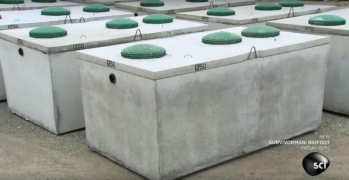 Септик экосепт – бетонная очистительная станция для дома