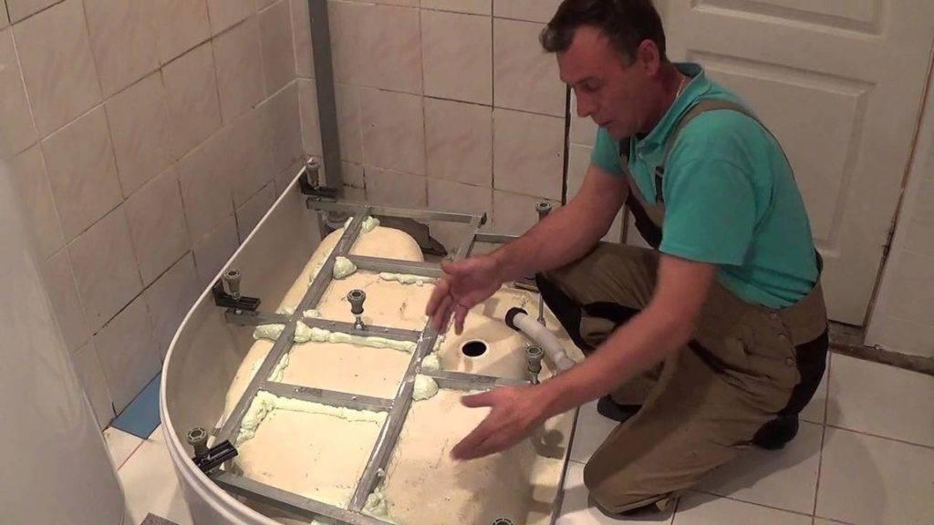 Как подключить душевую кабину к водопроводу и канализации – видео инструкция