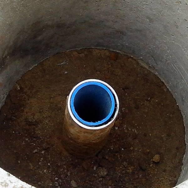 Сливная яма из покрышек своими руками - всё о сантехнике