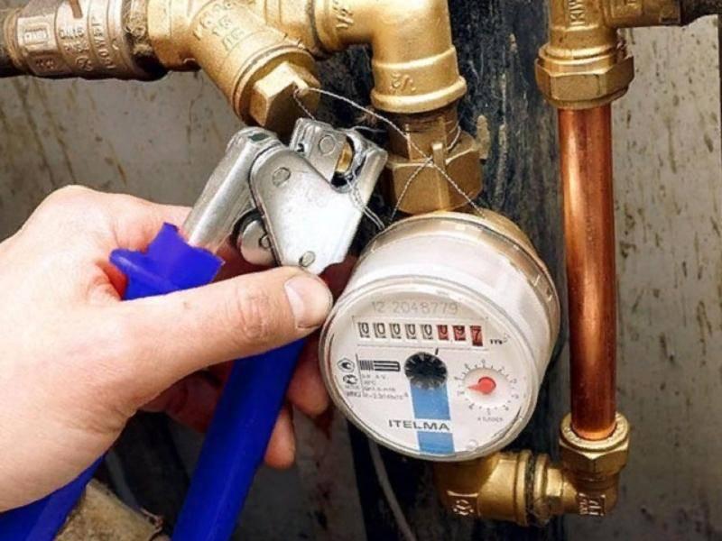 Опломбировка счетчиков воды: правила и требования, обзор счетчиков