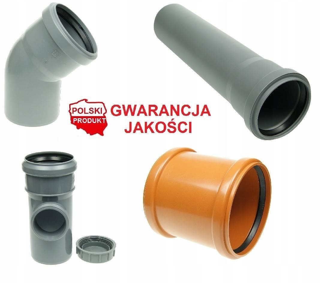 Канализационные трубы пвх: диаметр и размеры для канализации, таблица технических характеристик
