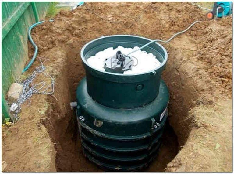Какова система очистки сточных вод green rock iisi 6