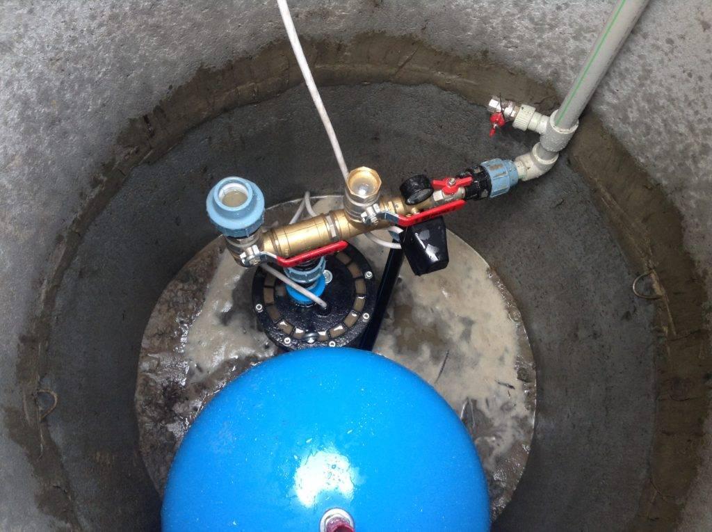 Скважина на воду: обустройство своими руками, принцип работы,  схема, глубина