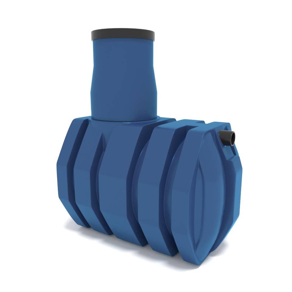 Баки из пластика для сточных вод