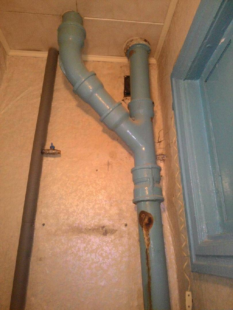 Замена канализационного стояка в квартире: ремонт и разбор стояка, как поменять стояк своими руками