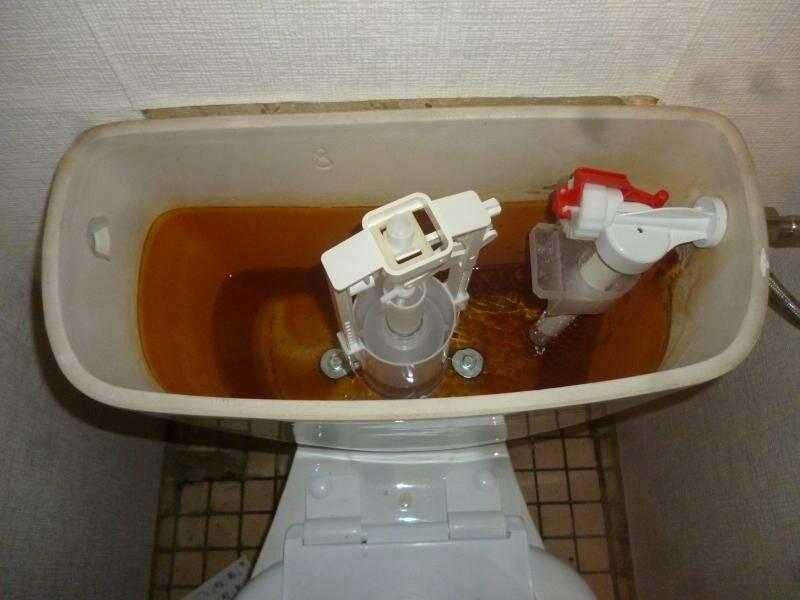 Не набирается вода в бачок: ремонт унитаза