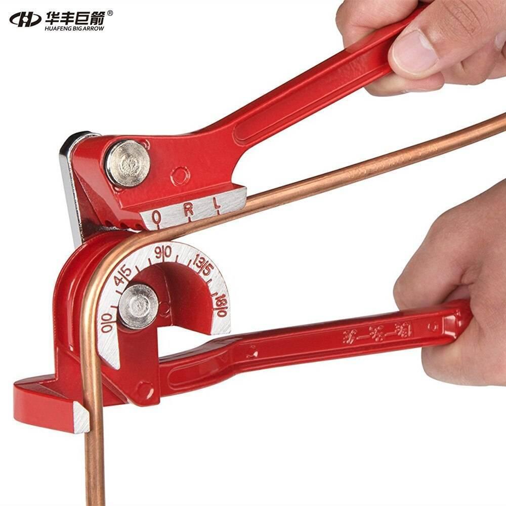Трубогиб для профильных труб своими руками