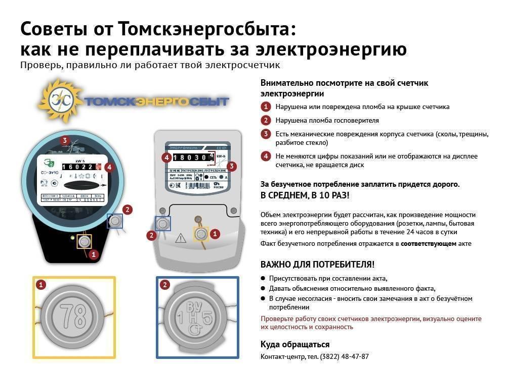 Как снять показания счетчика электроэнергии: советы, как правильно снимать, инструкция