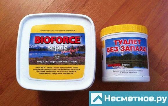Бактерии для септика, какие лучше, выбираем