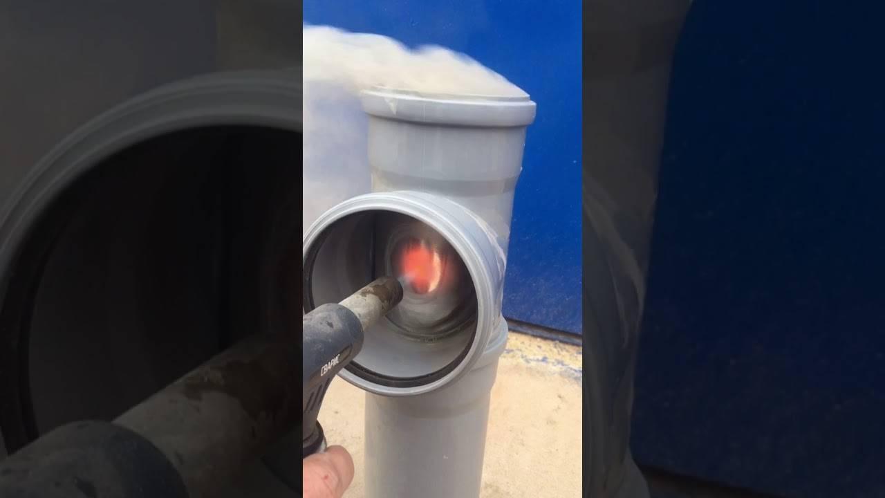 Заглушка на канализацию: принцип действия, как устанавливают и как снять самому