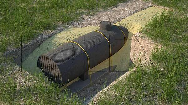 Выгребная яма из пластика: как выбрать емкость и правильно обустроить пластиковую яму