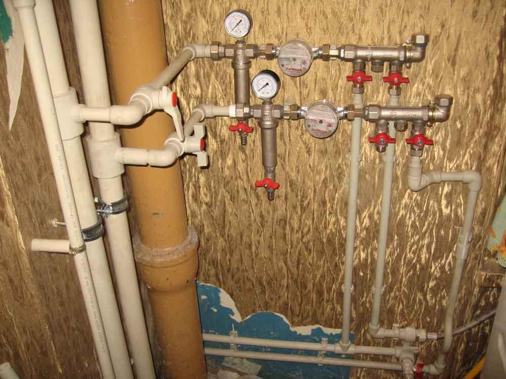 Водопровод из полипропилена своими руками: все про монтаж системы из полипропиленовых труб