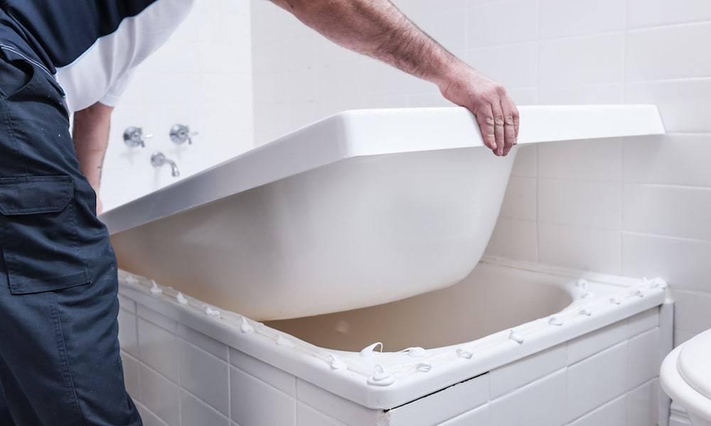 Что лучше и почему — чугунная ванна или акриловая