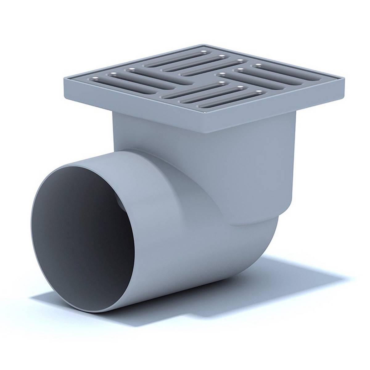 Виды канализационных трапов и их устройство - znayteplo.ru