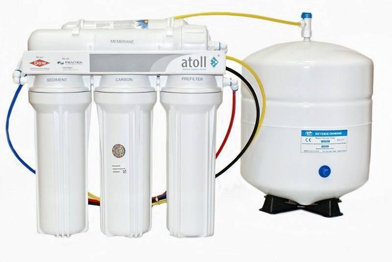 Выбираем фильтры для очистки воды в загородной доме