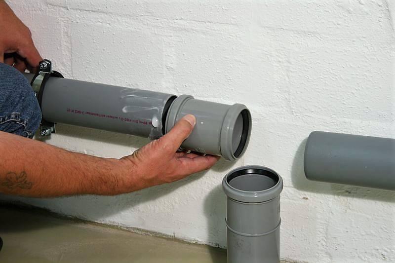 Диаметр канализационных труб пвх: советы по выбору и монтажу