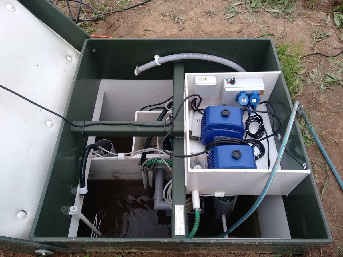 Преимущества септика топас 50 для промышленной очистки сточных вод