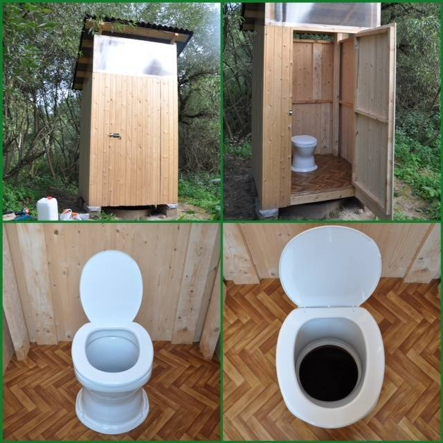 Как на даче сделать своими руками туалет из бочки