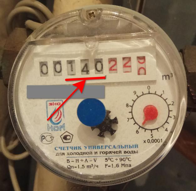 Передать показания счетчиков воды в москве: личный кабинет mos ru
