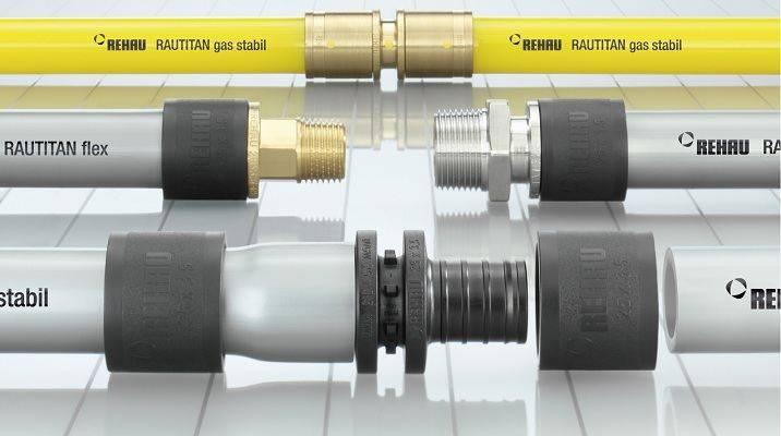 Сшитый полиэтилен для отопления: отличие от полипропилена и металлопластика, монтаж системы своими руками, срок службы изделий rehau