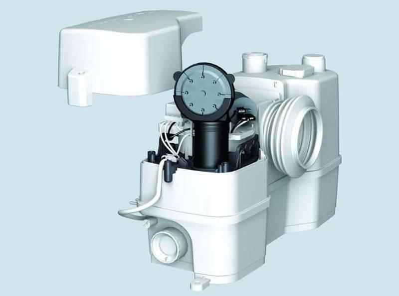 Сололифт для канализации, принципы работы и монтажа