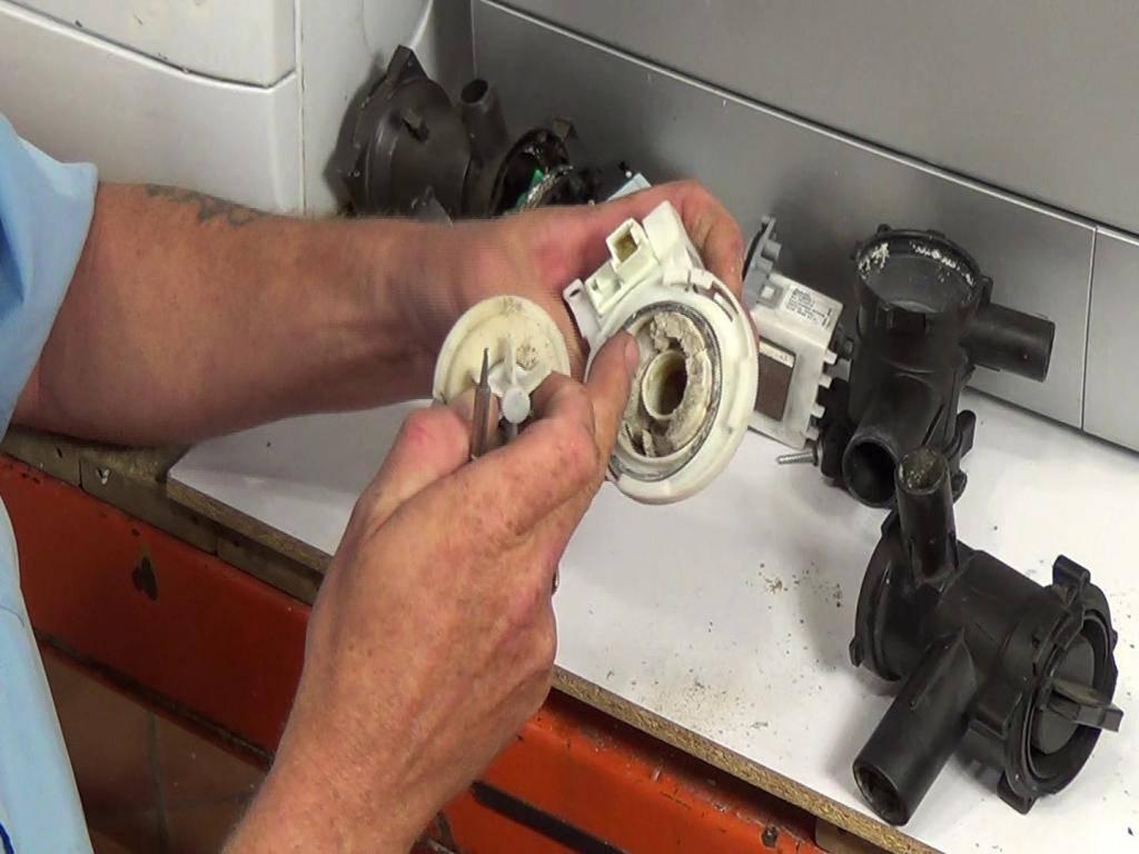 Как самостоятельно отремонтировать стиральную машину автомат