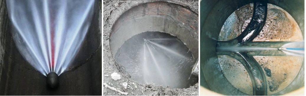 Чистка канализационных труб - все о канализации
