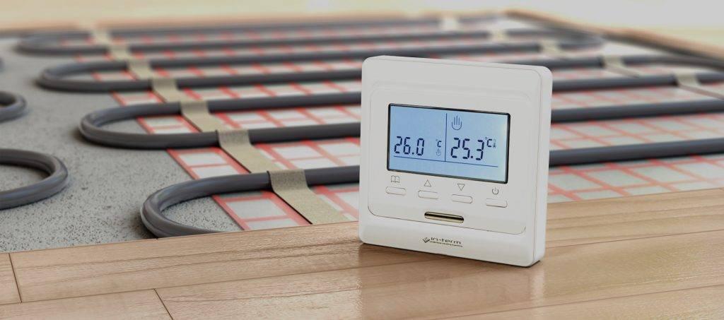 Термостат для водяного теплого пола
