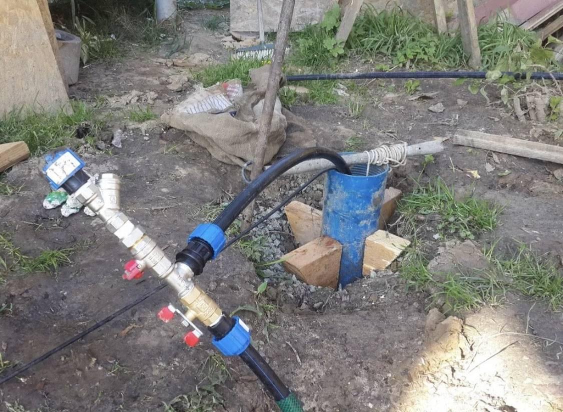 Как раскачать скважину: технология и длительность раскачки и очищения скважины после бурения, насосы