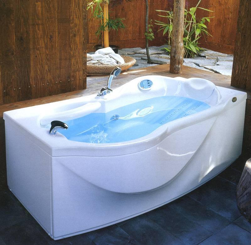 Размеры ванн: какие бывают и как подобрать?
