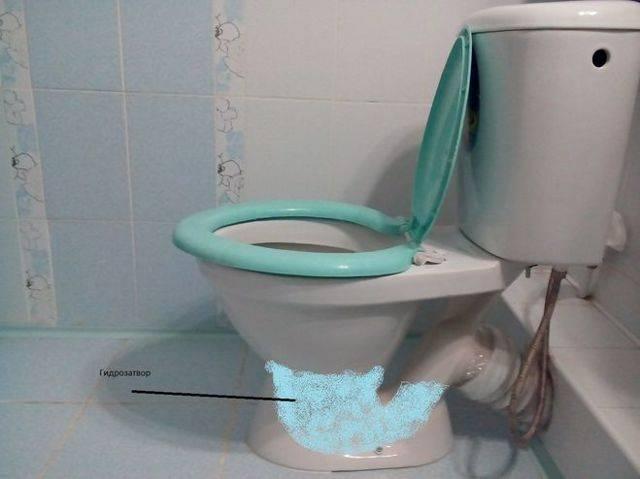 Как убрать запах из канализации в ванной или туалете: решения