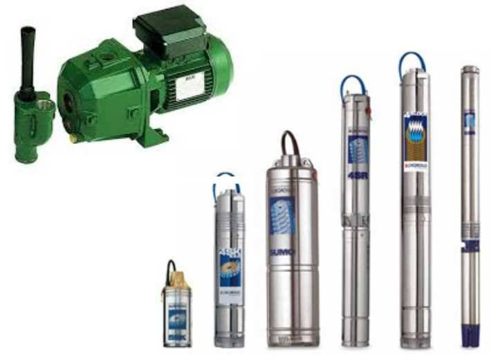 Технические характеристики скважинных насосов. параметры скважинного насоса