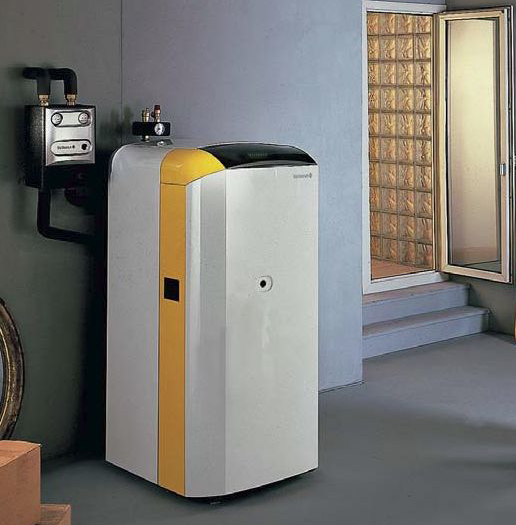 Универсальный котел для частного дома, многотопливный обогрев на газе, дизеле и дровах