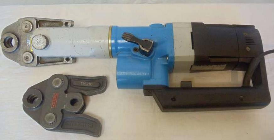 Пресс для металлопластиковых труб. пресс-клещи для обжима металлопластиковых труб