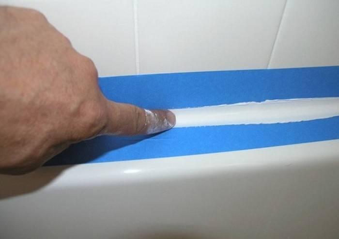Герметик для ванной: 120 фото, обзор лучших производителей и видов герметиков