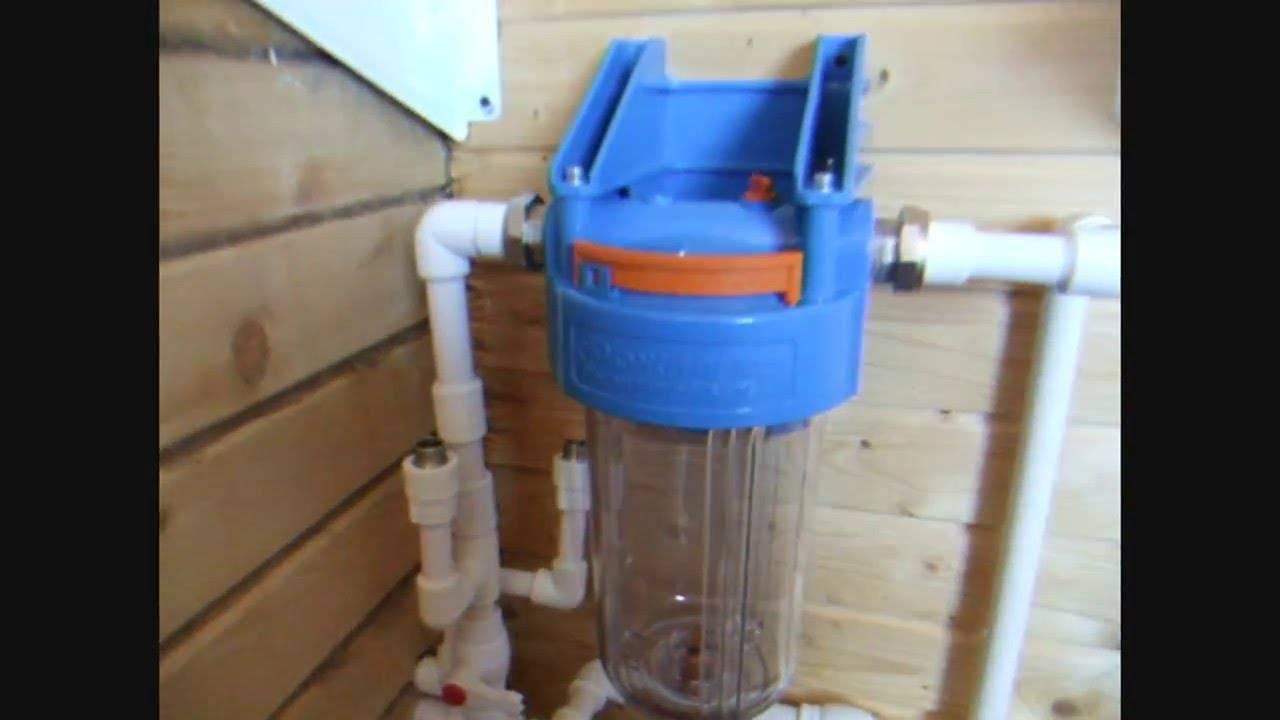 Фильтр для скважины своими руками: виды и технология изготовления