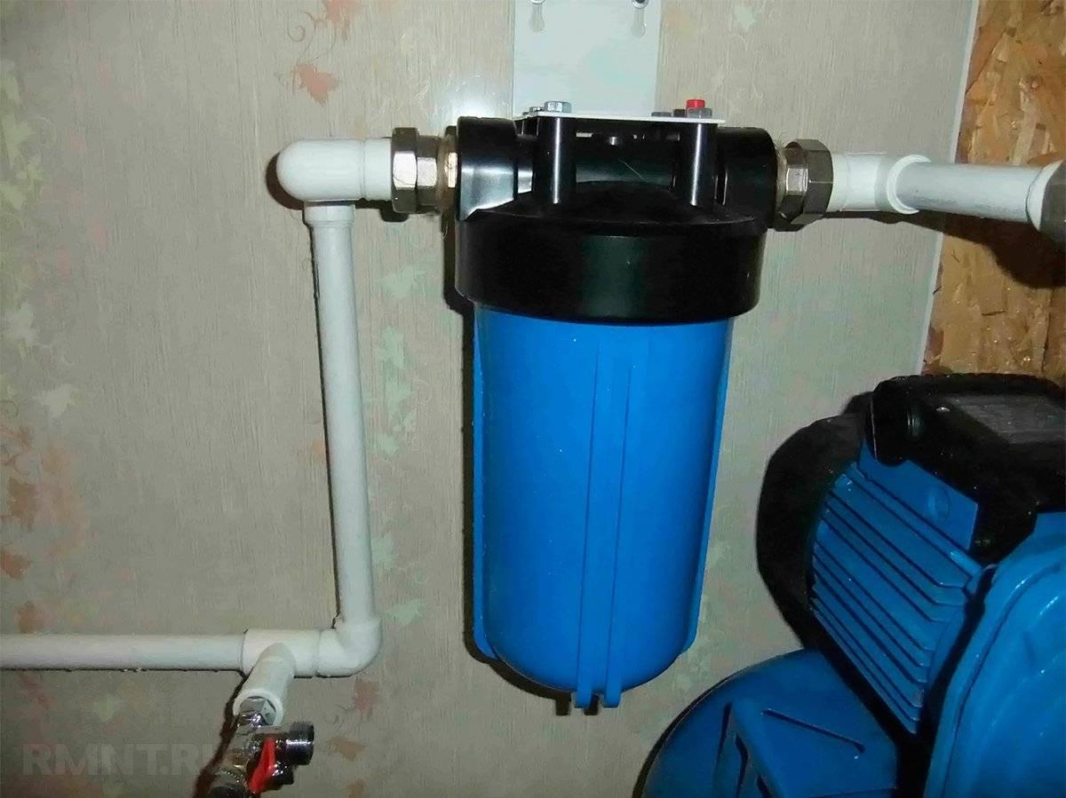 Фильтр для скважины своими руками