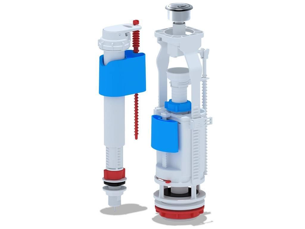 Арматура для бачка унитаза с боковой подводкой - все о канализации