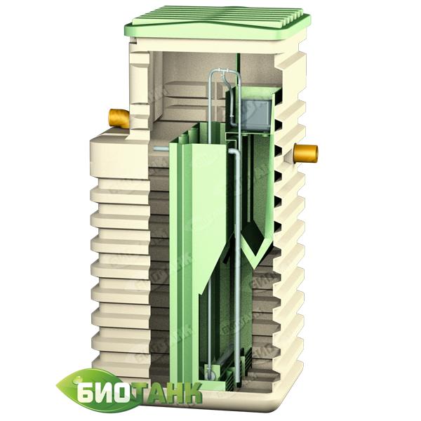Септик биотанк 3: описание установки и правила ее монтажа