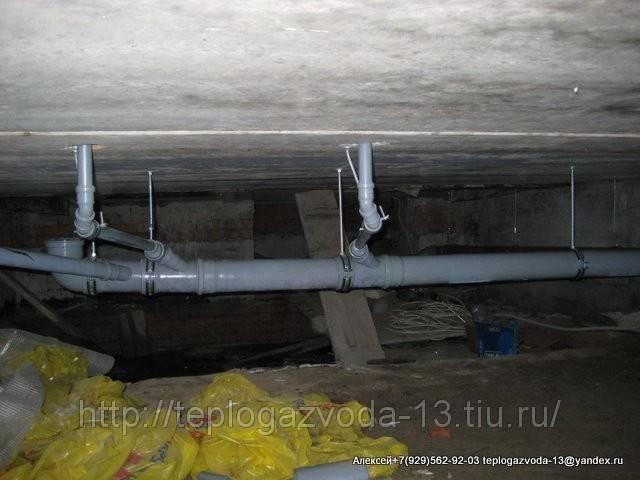 Канализация в частном доме: схема и глубина укладки, как сделать своими руками и на каком уровне закапывать канализационную трубу по снип